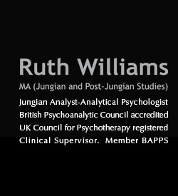 Ruth Williams MA (Jungian & Post-Jungian Studies)
